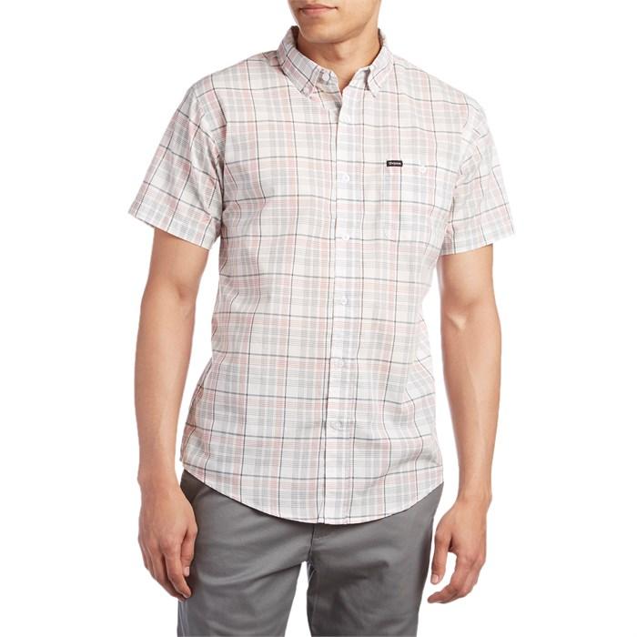 e0da641e69 Brixton - Howl Short-Sleeve Woven Shirt ...