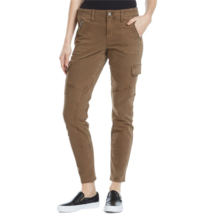 womens khaki cargo pants level 99 cargo s evo 12129