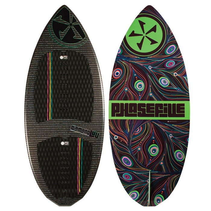Phase Five - Diamond Luv Wakesurf Board 2016