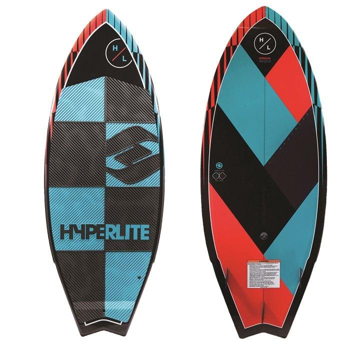 Hyperlite - Broadcast Wakesurf Board 2017