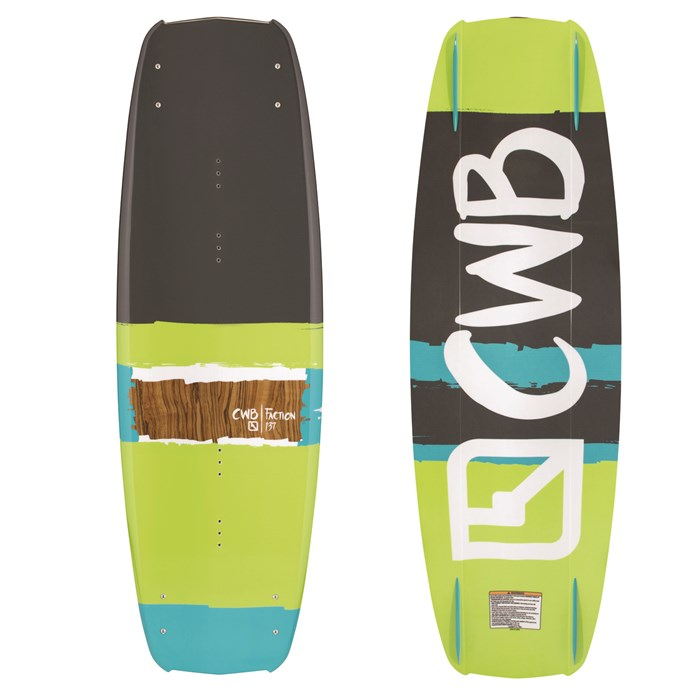 CWB - Faction Wakeboard 2017