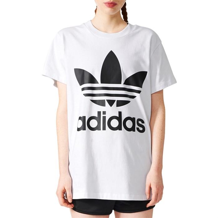 Adidas Originals Big Trefoil T Shirt Women's