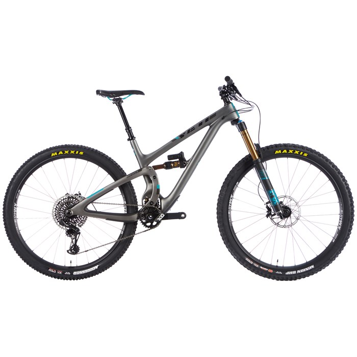Yeti Cycles - SB5.5 X01 Eagle Turq Complete Mountain Bike 2017 - Used
