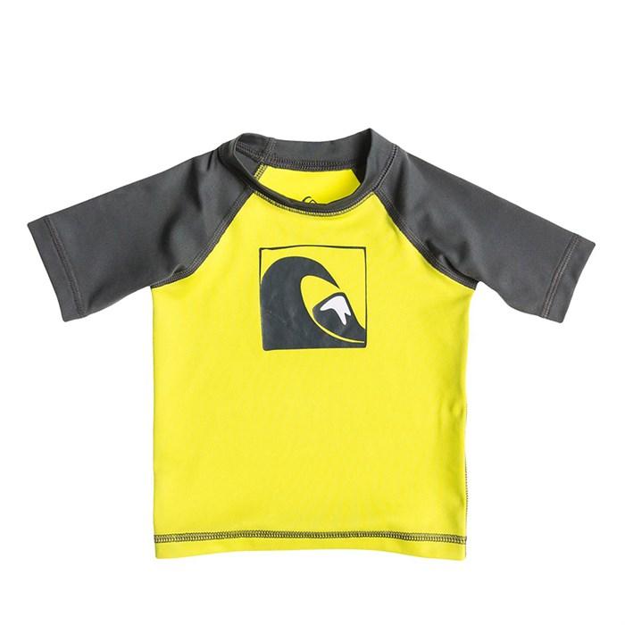 Quiksilver - Main Peak Short Sleeve Rashguard - Infant Boys'