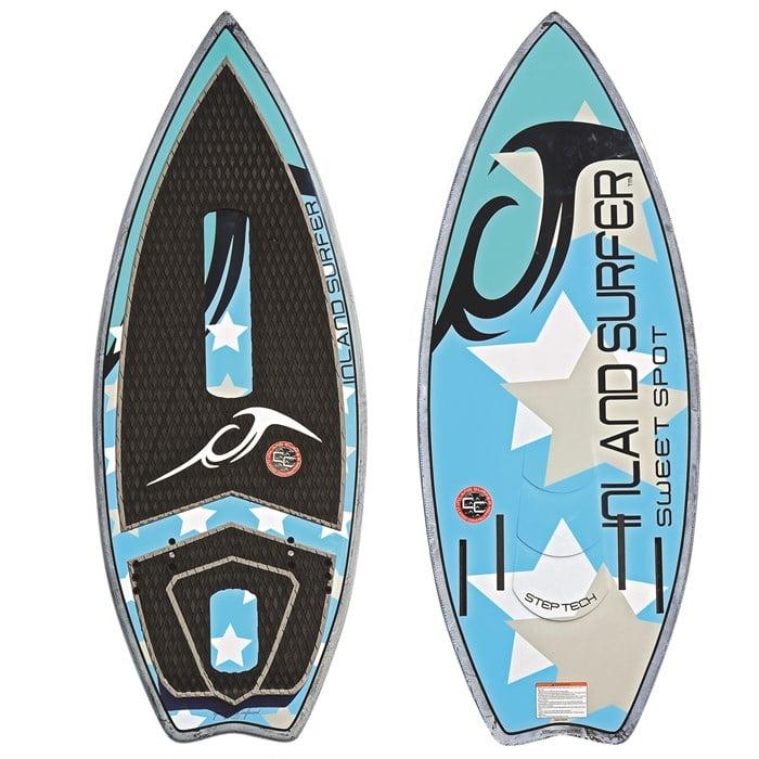 Inland Surfer - Sweet Spot Wakesurf Board 2017