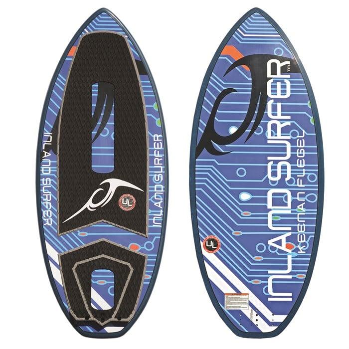 Inland Surfer - 4Skim Keenan Pro 134 Wakesurf Board 2017