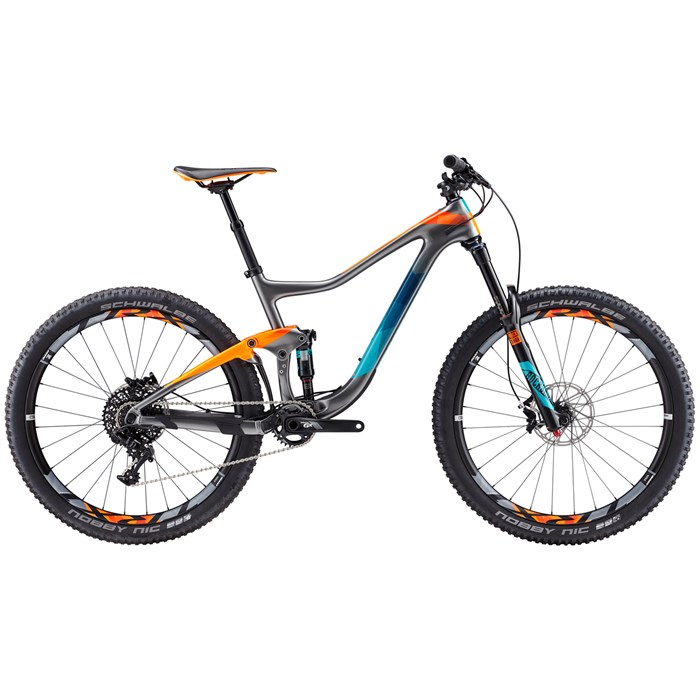 Giant - Trance Advanced 2 Complete Mountain Bike 2017