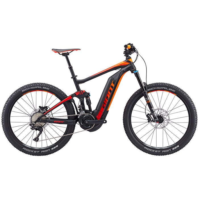 Giant - Full-E+ 1 Complete Mountain Bike 2017