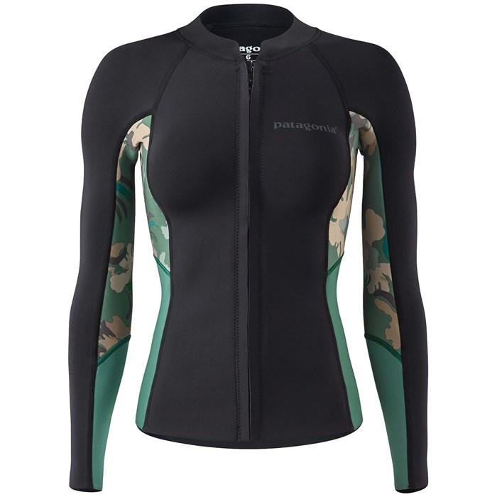 67db14f035 Patagonia - R1 Lite Yulex Long Sleeve Springsuit Jacket - Women s ...