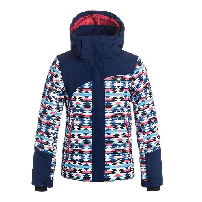 Roxy Flicker Jacket - Girls   a2f06b7f9