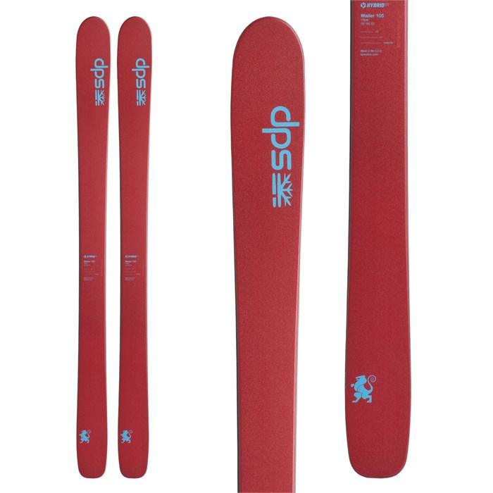 DPS - Wailer 105 Hybrid T2 Skis 2017