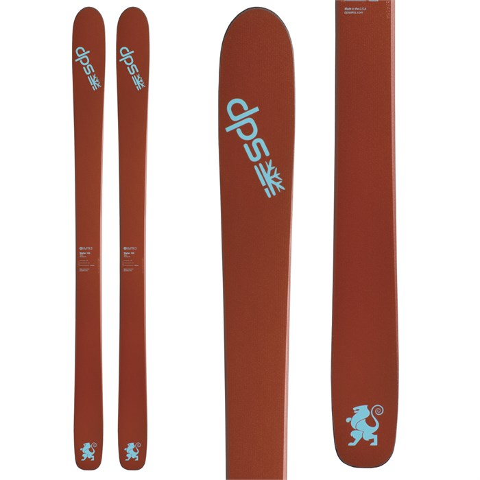 DPS - Wailer 105 Pure3 Skis - Blem 2016