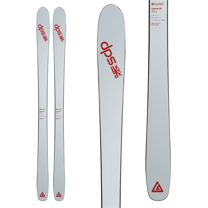 DPS - Cassiar 85 Pure3 Skis - Blem 2017