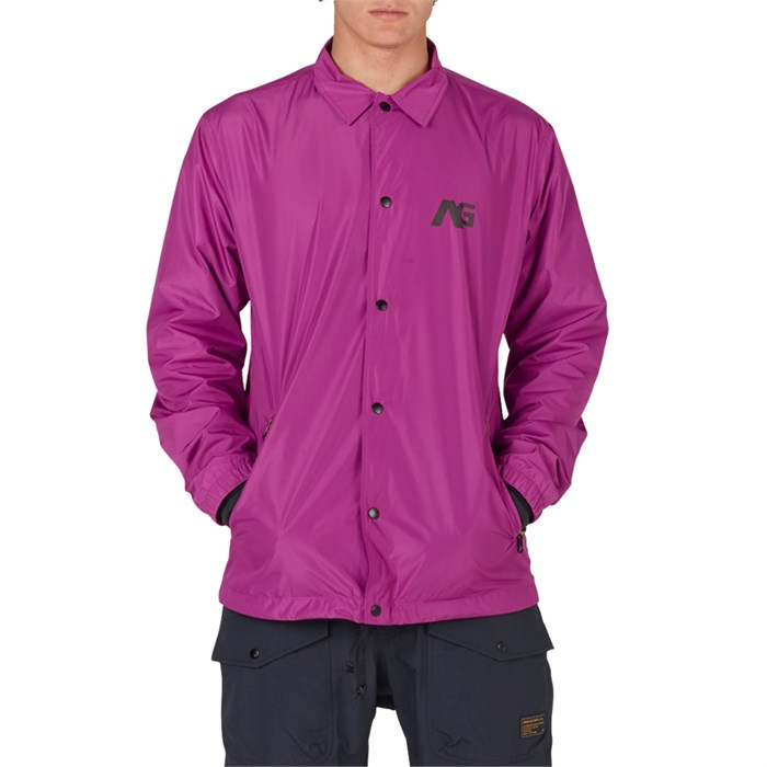 Analog - Campton Coaches Jacket