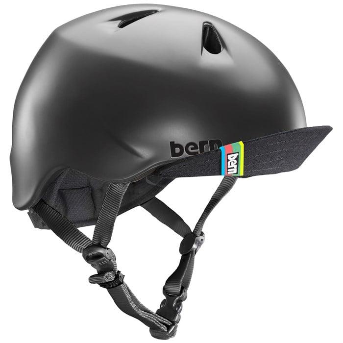 Bern - Nino Bike Helmett w/Flip Visor - Little Boys'