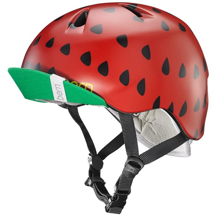 Bern - Nina Bike Helmet w/Flip Visor - Little Girls'