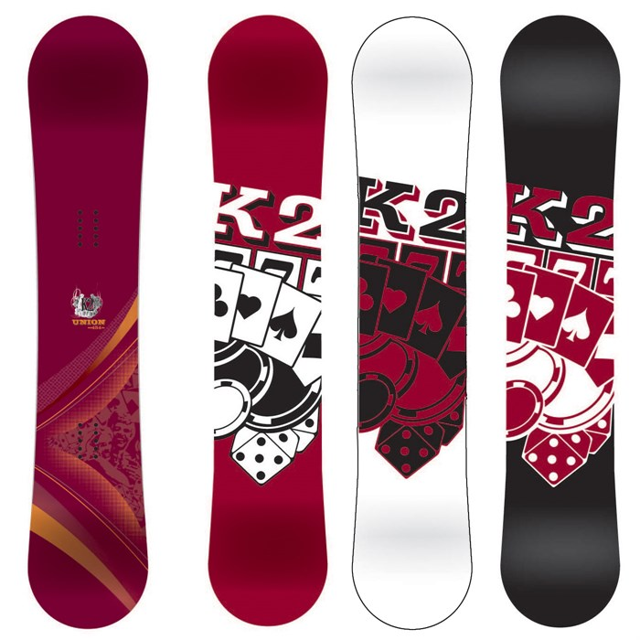 K2 - Union Snowboard 2007
