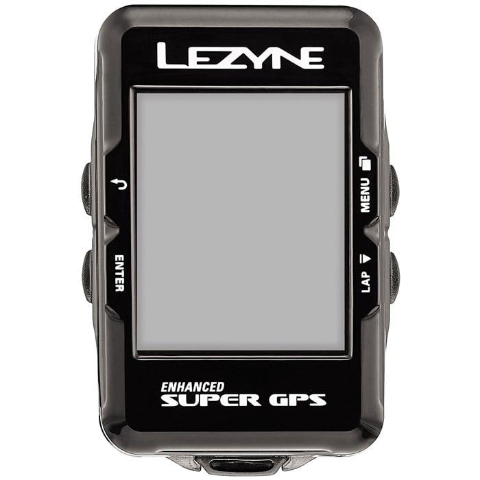 Lezyne - Super GPS Bike Computer