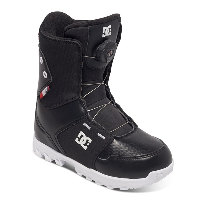 dc scout boa snowboard boots 2017 review