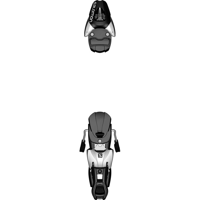 Salomon - L7 Ski Bindings - Kids' 2017