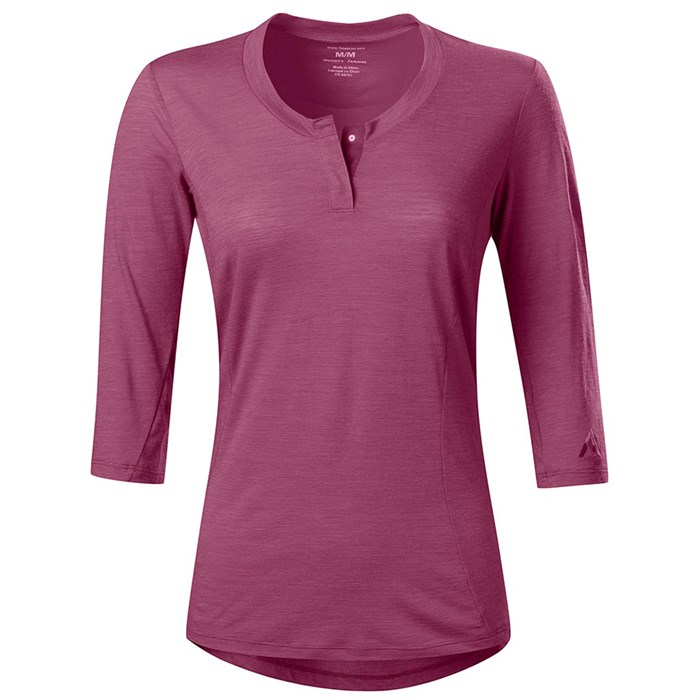 7Mesh - Desperado Henley Shirt - Women's