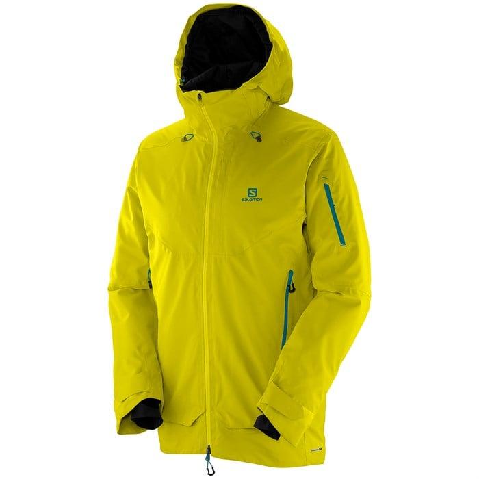b809f020c961 Salomon QST Guard Jacket