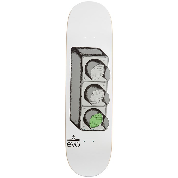 evo - Stoplight 8.5 Skateboard Deck