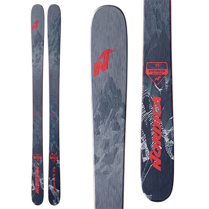 Nordica - Enforcer 93 Skis 2018