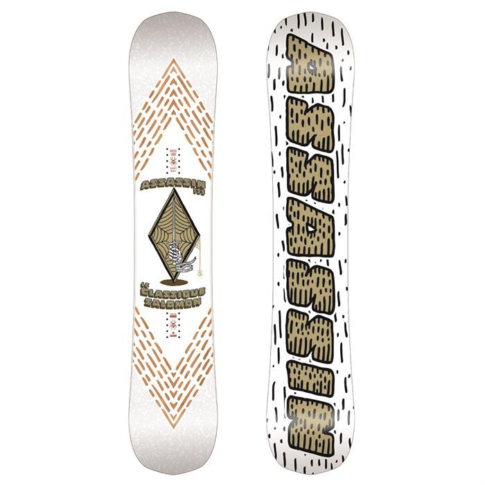 Salomon - Assassin Classicks Snowboard 2017