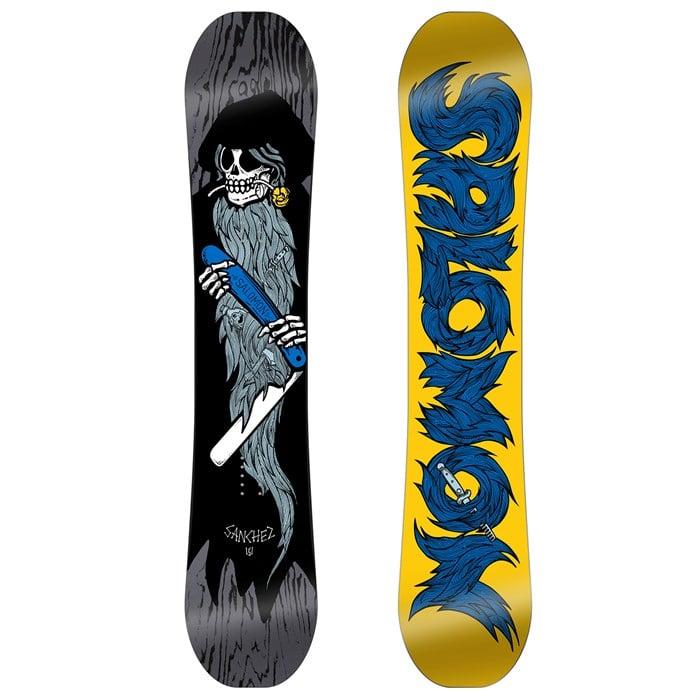 Salomon Sanchez Snowboard 2017 Evo