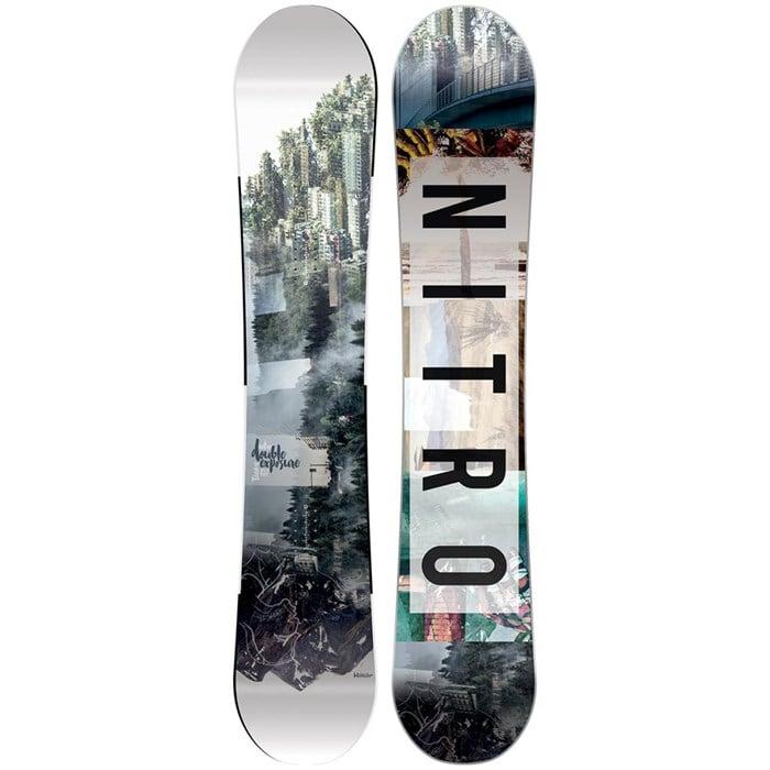 Nitro - Team Exposure Snowboard 2017