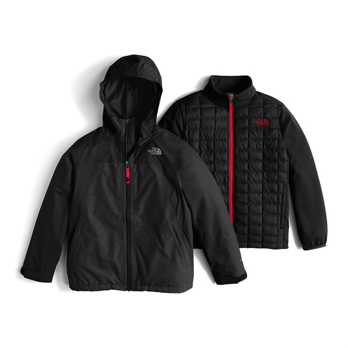 5ac338ca895b The North Face - Thermoball™ Triclimate® Jacket - Boys  ...