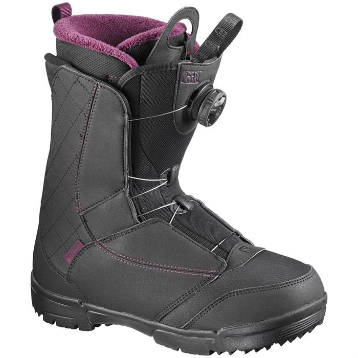 Salomon - Pearl Boa Snowboard Boots - Women's 2017