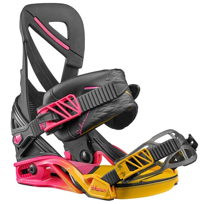 Salomon Hologram Women's Snowboard Bindings 2019