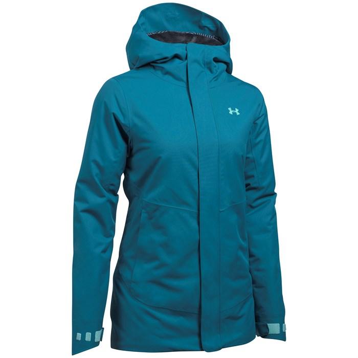 Under Armour Coldgear 174 Infrared Powerline Jacket Women S