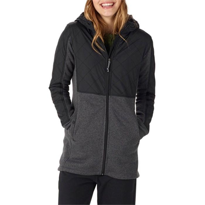 Burton Womens Embry Full Zip Fleece