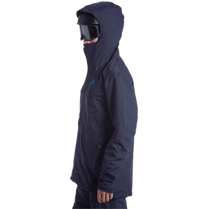 Salomon SLab QST GTX Jacket Ski jacket Men's | Buy online