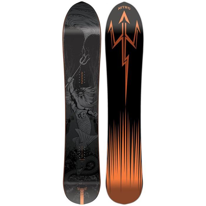 Nitro Slash Snowboard 2017 | evo