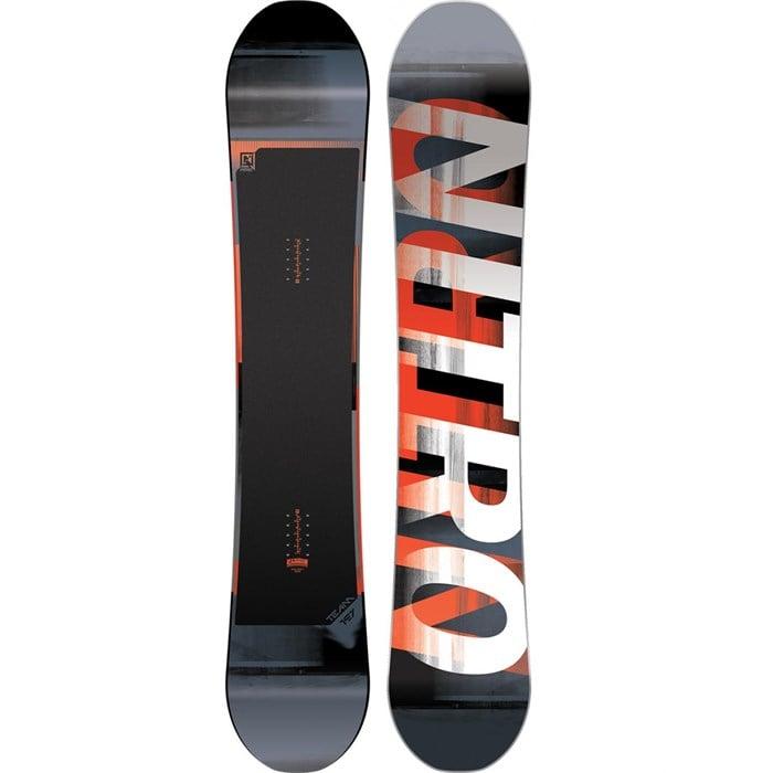 e286802ae43 Nitro Team Snowboard 2017