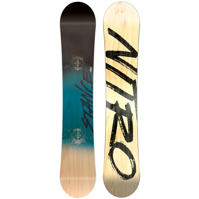 02aaba752a7 Nitro Stance Snowboard 2017