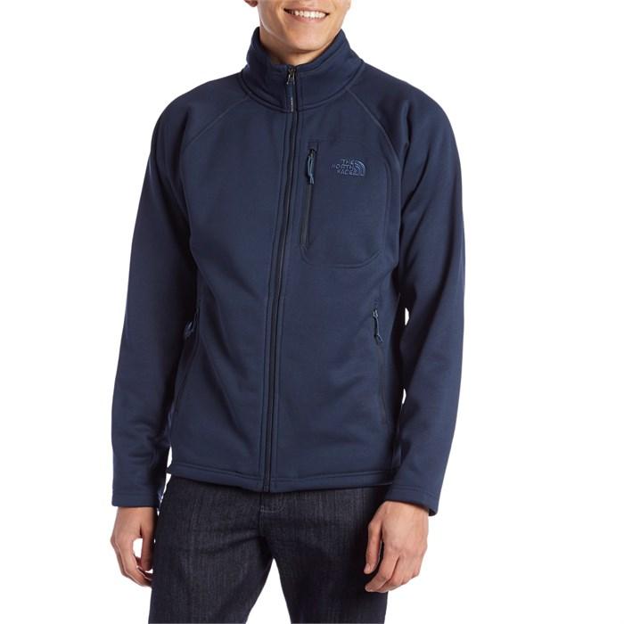 4c31c7903 the north face timber zip front fleece jacket