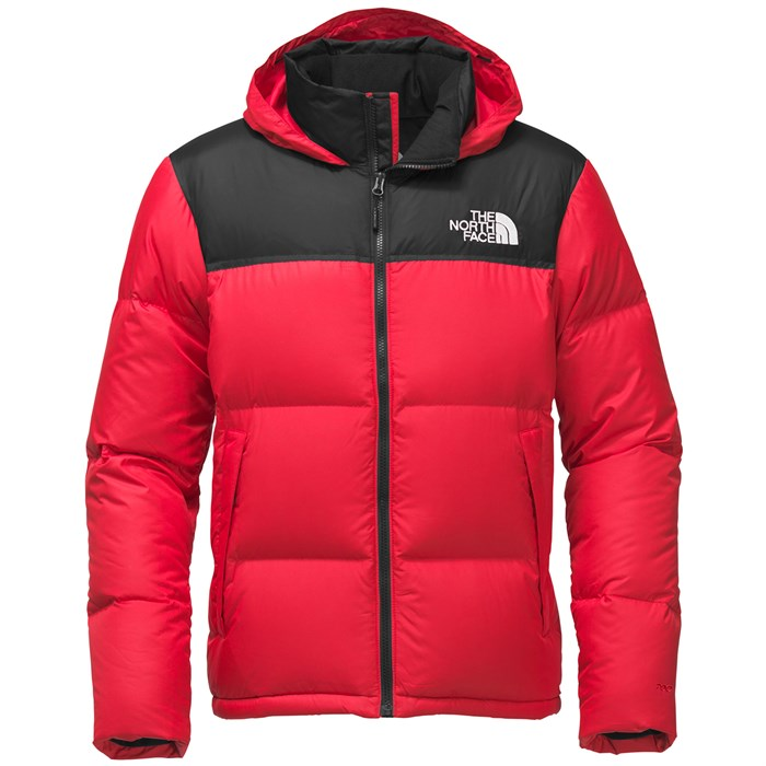the north face novelty nuptse jacket evo. Black Bedroom Furniture Sets. Home Design Ideas