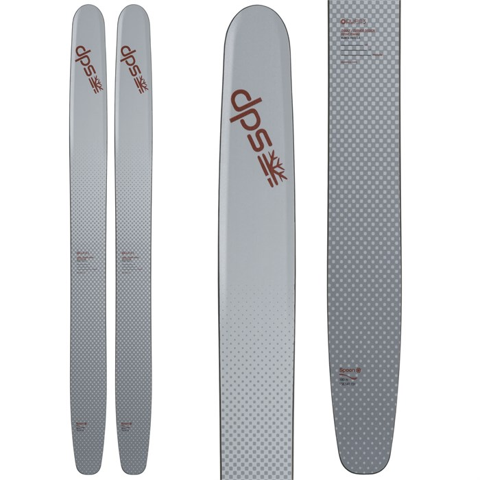 DPS - Spoon Pure3 Skis 2017