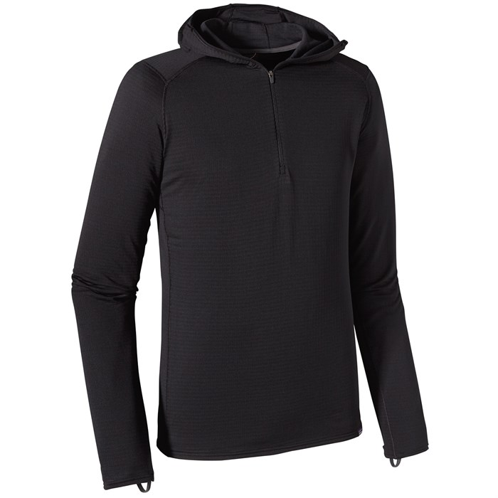 Patagonia - Capilene® Thermal Weight Zip-Neck Hoodie