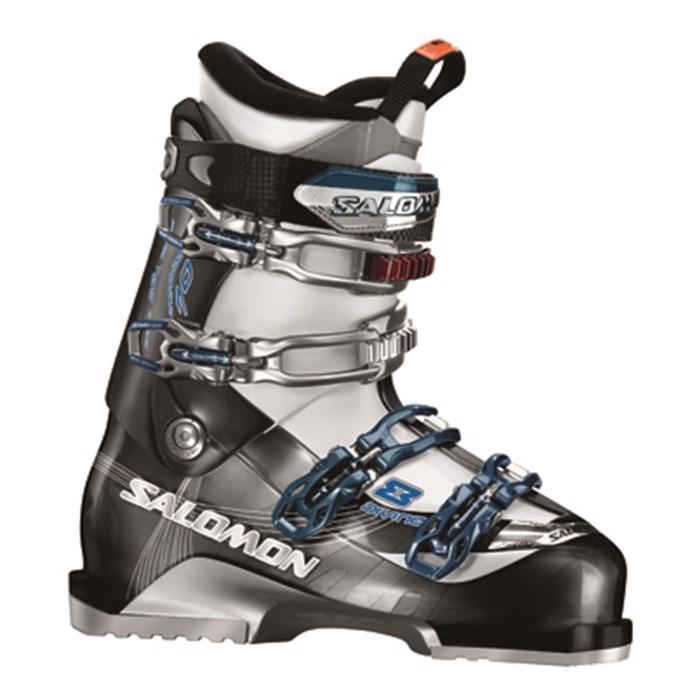 salomon 8 ski boots s 2008 evo outlet
