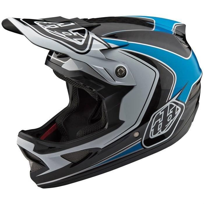 Troy Lee Designs Helmet >> Troy Lee Designs D3 Carbon MIPS Bike Helmet | evo