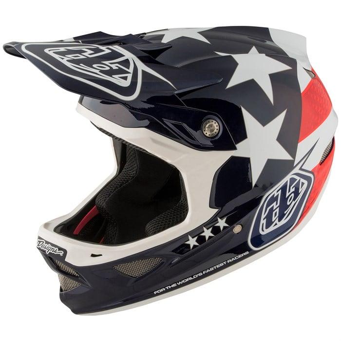 Troy Lee Designs Helmet >> Troy Lee Designs D3 Carbon Mips Bike Helmet