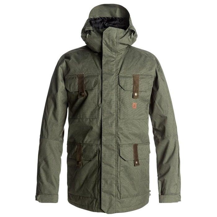 DC - Servo Jacket