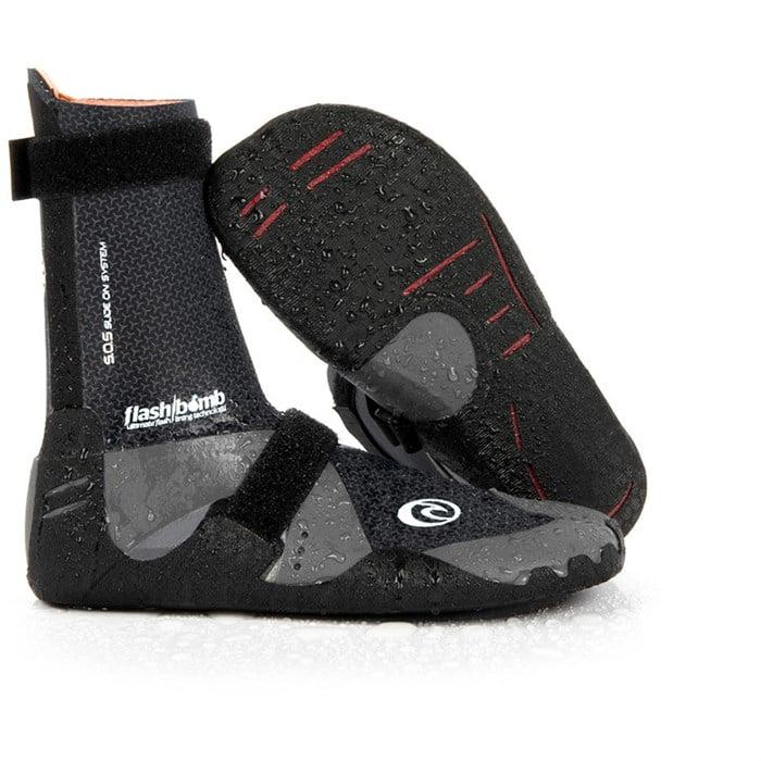 Rip Curl - 3mm Flash Bomb Split Toe Boots - Women's