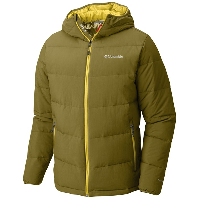 Columbia Lone Fir 650 TurboDown™ Hooded Jacket | evo